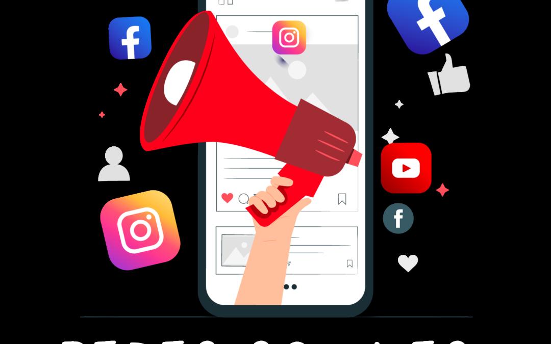 Redes Sociales – Déjate ver !!
